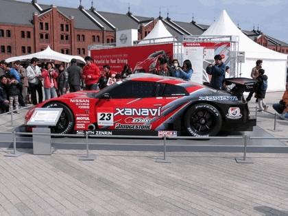 2008 Nissan GT-R Super Gt ( gallery ) 7