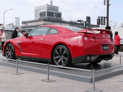 2008 Nissan GT-R Super Gt ( gallery ) 11