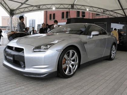 2008 Nissan GT-R Super Gt ( gallery ) 15