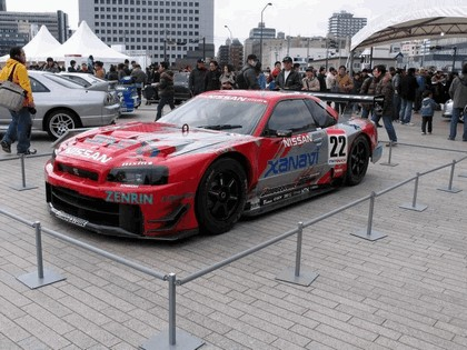 2008 Nissan GT-R Super Gt ( gallery ) 25