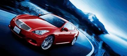 2008 Nissan Skyline coupé 7