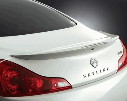 2008 Nissan Skyline coupé 10