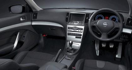 2008 Nissan Skyline coupé 15