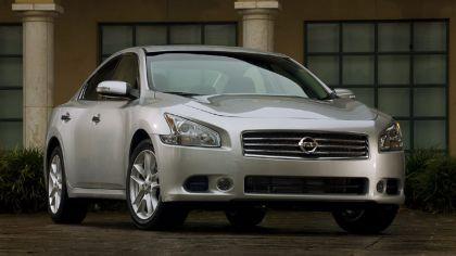 2009 Nissan Maxima 5