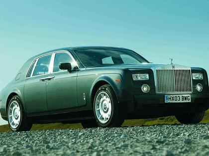 2003 Rolls-Royce Phantom 2