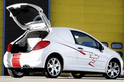 2008 Peugeot 207 Van 1