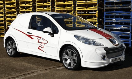 2008 Peugeot 207 Van 2