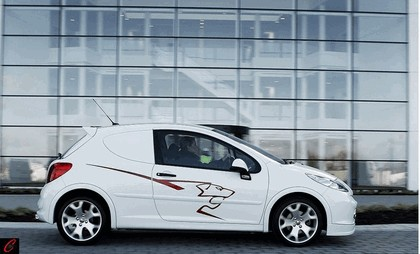 2008 Peugeot 207 Van 3