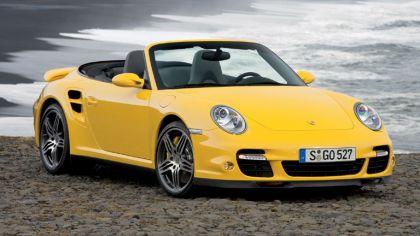 2008 Porsche 911 ( 997 ) Turbo cabriolet 8