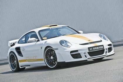 2008 Porsche 911 ( 997 ) Turbo Stallion by Hamann 1