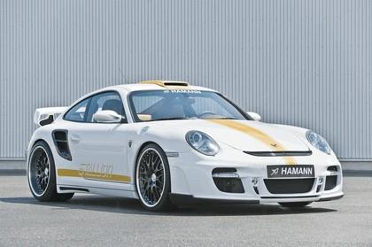 2008 Porsche 911 ( 997 ) Turbo Stallion by Hamann 2