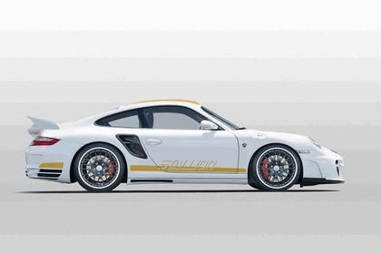 2008 Porsche 911 ( 997 ) Turbo Stallion by Hamann 5