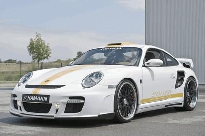 2008 Porsche 911 ( 997 ) Turbo Stallion by Hamann 9