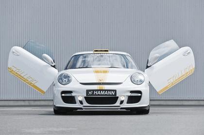 2008 Porsche 911 ( 997 ) Turbo Stallion by Hamann 12