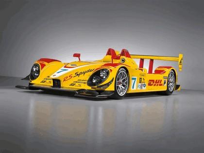 2008 Porsche RS Spyder 2