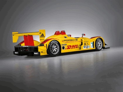 2008 Porsche RS Spyder 4