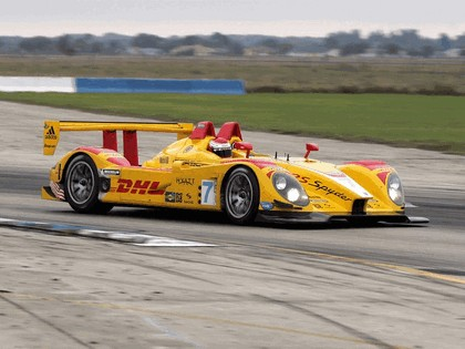 2008 Porsche RS Spyder 9