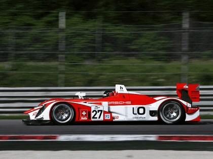 2008 Porsche RS Spyder 12