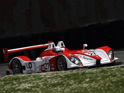2008 Porsche RS Spyder 13