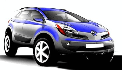 2008 Renault Koleos 45