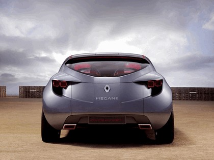 2008 Renault Megane coupé concept 4
