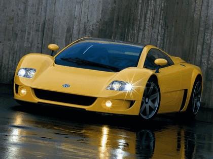 1998 Volkswagen W12 coupé concept 2