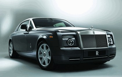 2008 Rolls-Royce Phantom coupé 4
