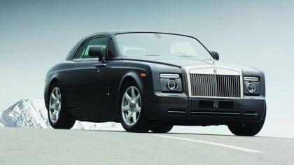 2008 Rolls-Royce Phantom coupé 1