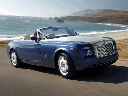 2008 Rolls-Royce Phantom Drophead coupé 6