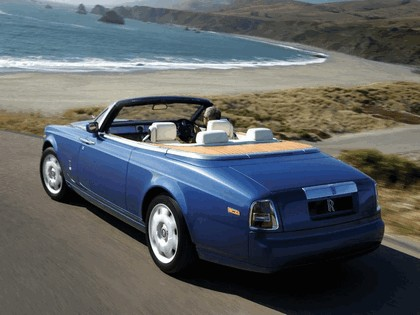2008 Rolls-Royce Phantom Drophead coupé 7