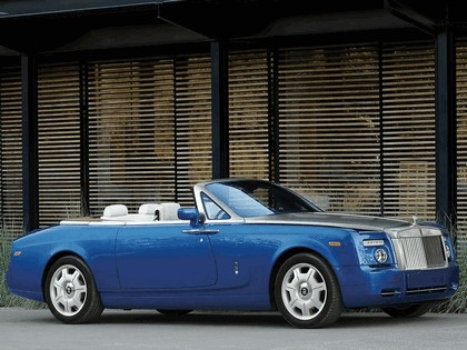 2008 Rolls-Royce Phantom Drophead coupé 10
