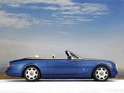 2008 Rolls-Royce Phantom Drophead coupé 17