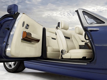 2008 Rolls-Royce Phantom Drophead coupé 31