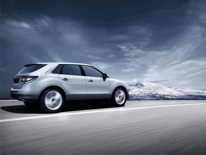 2008 Saab 9-4X BioPower 7