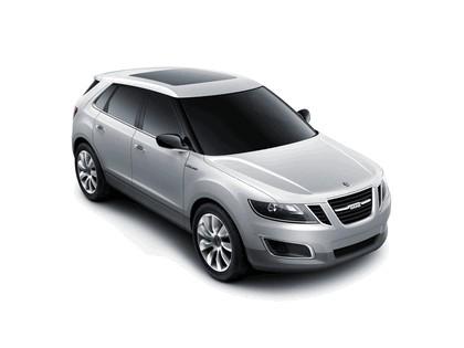 2008 Saab 9-4X BioPower 10