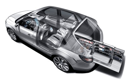 2008 Saab 9-4X BioPower 16