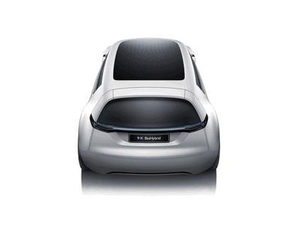 2008 Saab 9-X BioHybrid 9