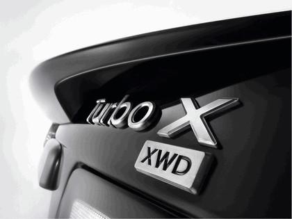 2008 Saab 9-3 Turbo X XWD 12
