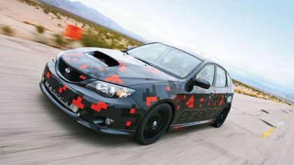 2008 Subaru Impreza WRX by Perrin 8