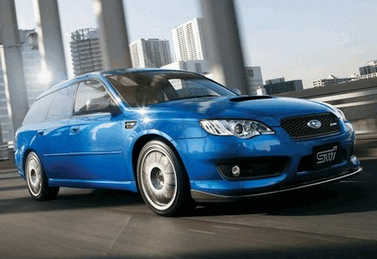 2008 Subaru Legacy STI S402 3