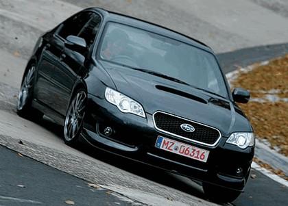 2008 Subaru Legacy STI S402 5