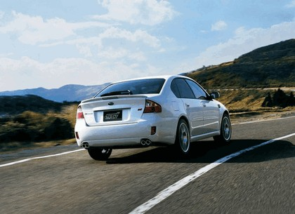 2008 Subaru Legacy STI S402 7