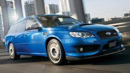 2008 Subaru Legacy STI S402 8