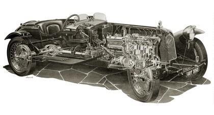 1931 Alfa Romeo 8C 2300 Monza 1