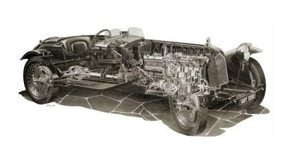 1931 Alfa Romeo 8C 2300 Monza 2