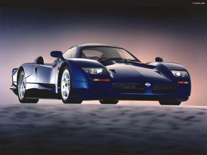 1998 Nissan R390 5