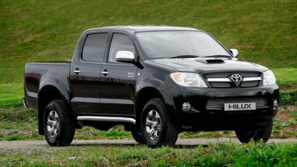 2008 Toyota HiLux Limited Edition 4