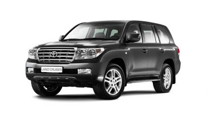 2008 Toyota Land Cruiser V8 8