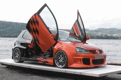 2008 Volkswagen Golf V GTI Performance Study 2