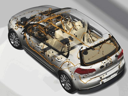 2008 Volkswagen Golf VI 44